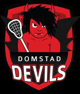logo, lacrosse, utrecht, sport, sportvereniging, domstaddevils